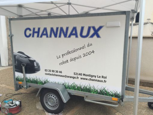 Covering Channaux